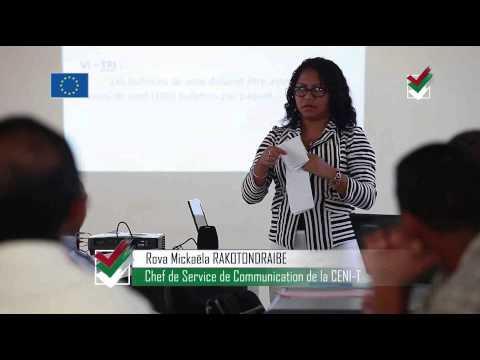 PACTE | MADAGASCAR | Journée de réflexion avec les OSC | mai 2013 (FR)