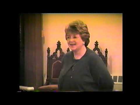 Ecumenical Thanksgiving Service  11-26-02