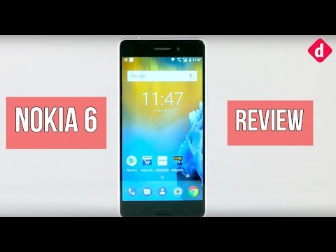 Nokia 6 Review Pros Cons Specifications  Price  Digitin