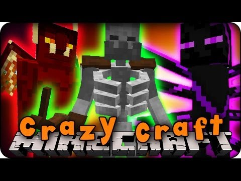 crazy craft mod minecraft mods craft ep 1 i m a lizard 1794