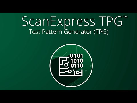 JTAG Boundary-Scan Software Intro Tutorial - ScanExpress TPG - Part 1