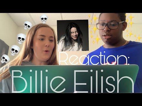 BILLIE EILISH - BURY A FRIEND REACTION VIDEO!!!