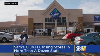 Sam's Club Closes Several Stores Without Notice