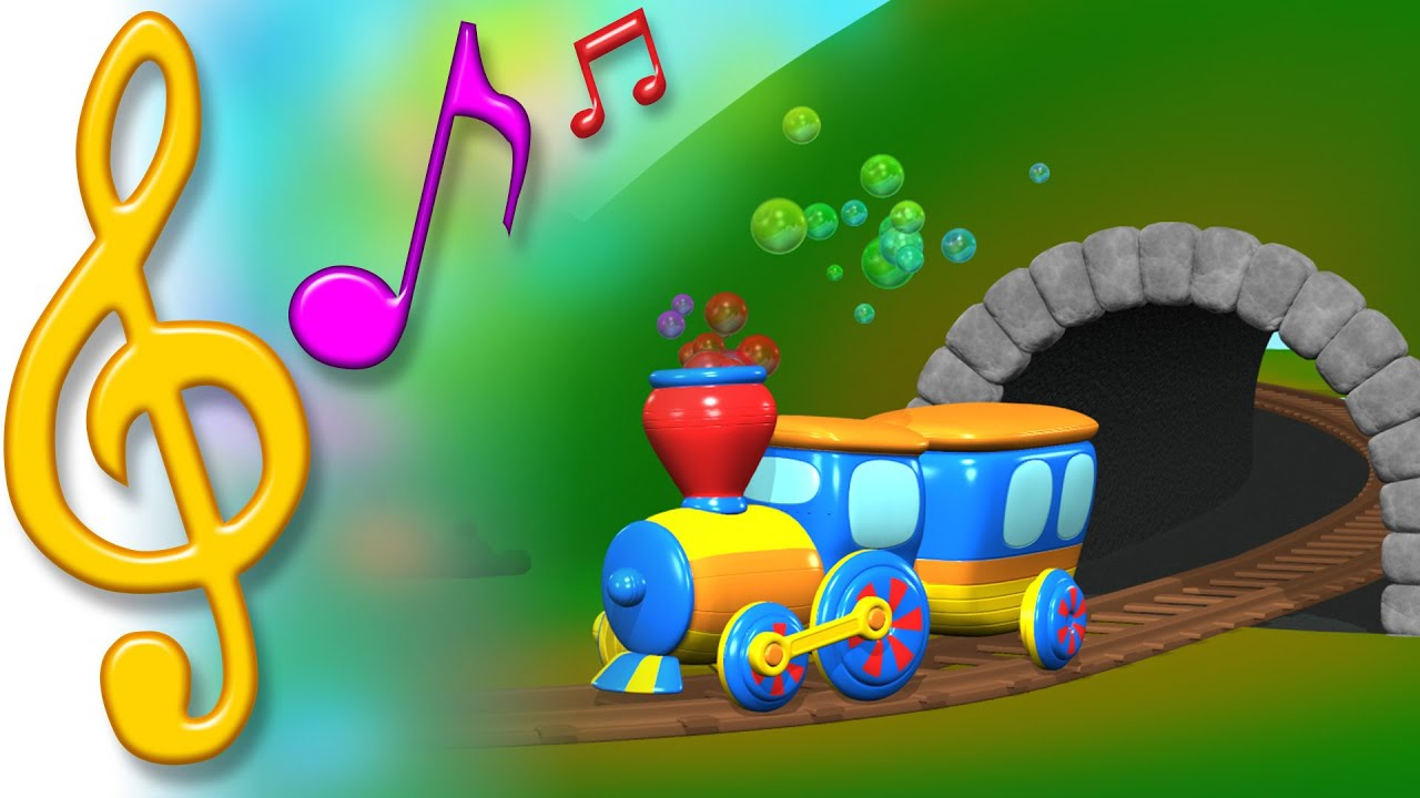 Tutitu Songs Train Song Songs For Children With Lyrics