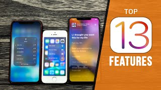The ACTUAL Best New Features in iOS 13!