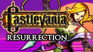The mythical Cancelledvania! - Castlevania Resurrection (Dreamcast)