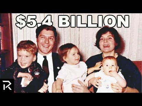 """Денес """"тежат"""" 5 милијарди - Како семејството Гети стана едно од најбогатите во светот?"""