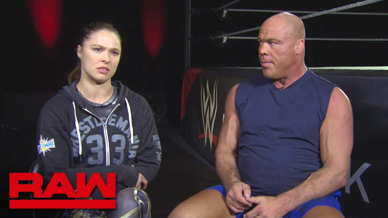 Ronda Rousey Says She Expected Fans To Boo Her When She Made WWE Debut