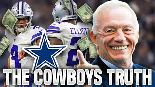 The REAL REASON Why Jerry Jones REFUSES To Give Up His Cowboys GM Duties
