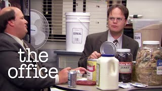 Dwight's Survival Food Plan - The Office US