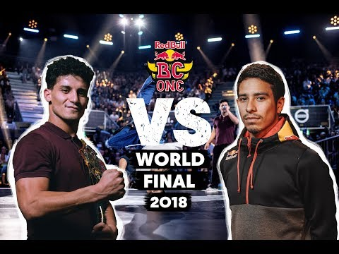 Lil Zoo (AUT) vs. Victor (USA)   Semifinal   Red Bull BC One World Final 2018
