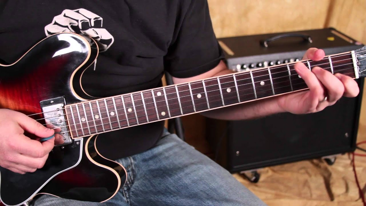 john lee hooker inspired blues guitar lesson youtube. Black Bedroom Furniture Sets. Home Design Ideas