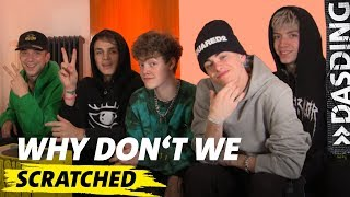 Warum Why Don't We nackt Skydiven wollen | DASDING Interview