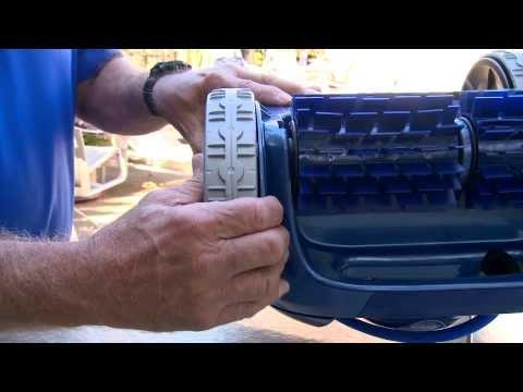 Irobot Verro 500 How To Install Drive Belts