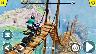 Trial Xtreme 4 HARD LEVELS! -Best Android Gameplay HD EP56