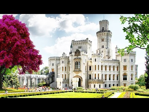 Najkrajšie hrady a zámky v Čechách