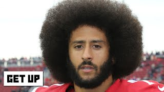 Colin Kaepernick's private NFL workout is very strange - Dan Graziano | Get Up