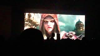 WoW: Battle for Azeroth - Crowd Reaction Blizzcon 2017