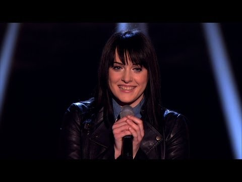 Christina Marie performs 'I Have Nothing' - The Voice UK 2014: Blind Auditions 1 - BBC One