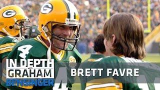 Brett Favre: Not my job to mentor Aaron Rodgers