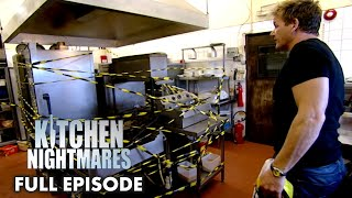 Gordon Ramsay Closes Off Kitchen Due To DISGUSTING Standards   Kitchen Nightmares