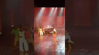 Afro circus à l'opéra d'Alger