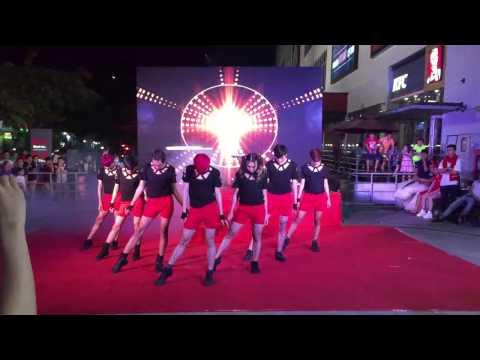 (Performance) Whatta Man Mix by Heaven Dance Team