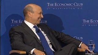 Lloyd Blankfein, Chairman & CEO, Goldman Sachs
