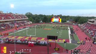 'Carnie Smith Stadium at Pittsburg State University (Time Lapse)
