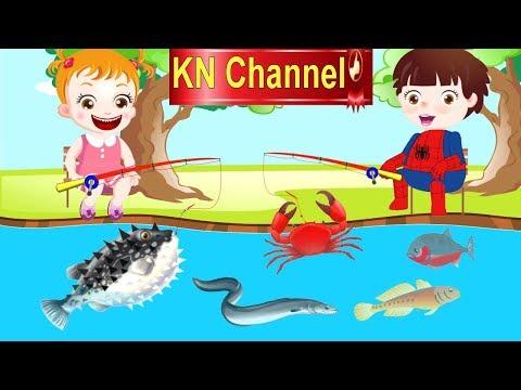 Bé Na ĐI CÂU CÁ & BÀI HỌC VỀ SỰ VÂNG LỜI | KN Channel  Hoạt hình Việt Nam | GIÁO DỤC MẦM NON