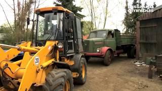 MAN, Henschel, Ford - Spektakulärer Scheunenfund in Friesland