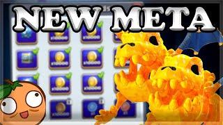 New Global Tournament 20 Win Rewards | Meta Skeleton Dragon Deck🍊
