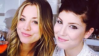 4 Reasons We Never Hear About Kaley Cuoco's Sister