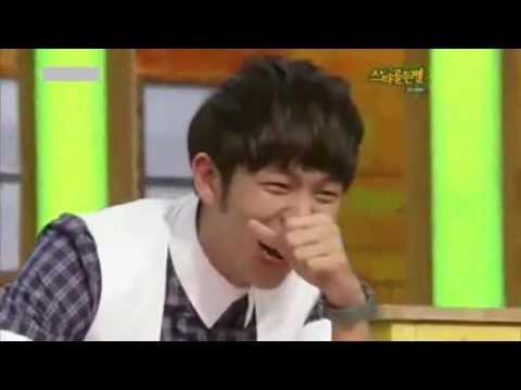MBLAQ  LEE JOON - PUSH PUSH dance and rip his pant