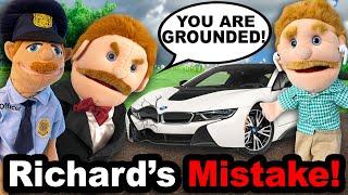 SML Movie: Richard's Mistake!