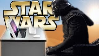YouTube Comments: Star Wars Characters React To Star Wars The Last Jedi Trailer
