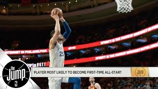 Who's the most likely first-time NBA All-Star in 2018-19? | The Jump | ESPN