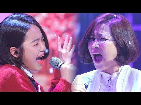 Lee Sun Hee & Kim Ye Jin, incredible stage 'I Always Miss You' 《Fantastic Duo》판타스틱 듀오 EP02