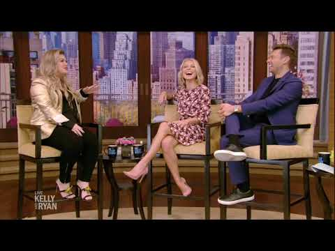 Kelly Clarkson on Working with Her Husband