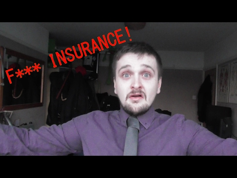 Tom Rants - UK Car Insurance is a RIP OFF!