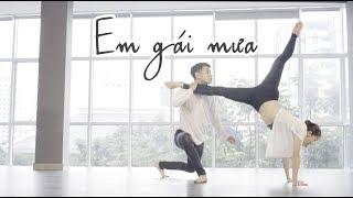 Quang Đăng Choreography | EM GÁI MƯA - Hương Tràm