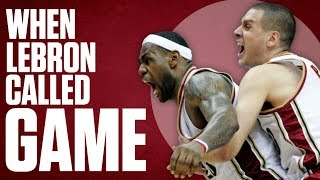 LeBron makes miracle game winner vs. Magic in 2009 Eastern Conference finals | ESPN Archives
