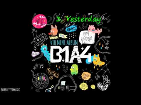 B1A4 - WHAT'S GOING ON full audio
