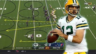 Film Study: BOUNCED BACK: Aaron Rodgers and the Green Bay Packers had a great week 7 performance