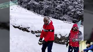 2019 Joshimath to Auli Ropeway Ride latest hd video