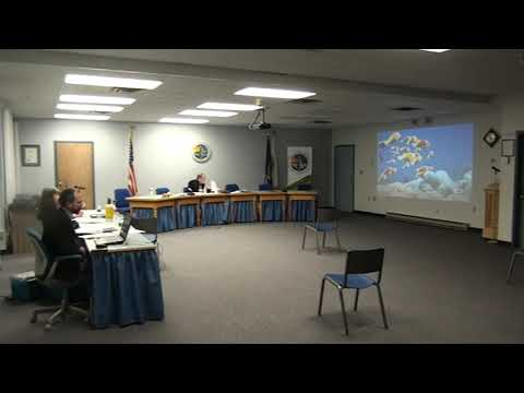 Town of Plattsburgh Planning Board Meeting part three  4-21-20