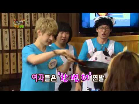 130704 Henry Cooking