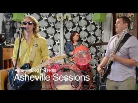 Asheville Sessions: Andrew Scotchie and The River Rats