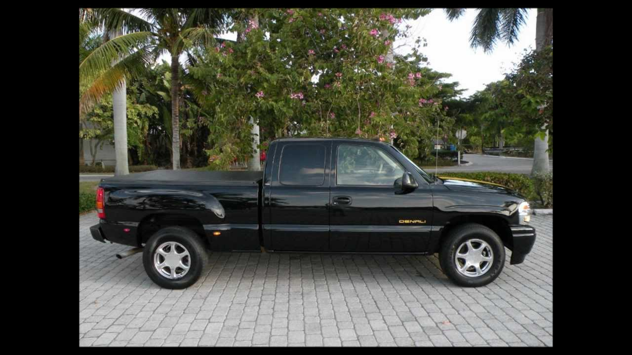 Gmc Fort Myers >> 2003 GMC Sierra 1500 Denali Pickup For Sale Auto Haus of Fort Myers FL 33908 - YouTube