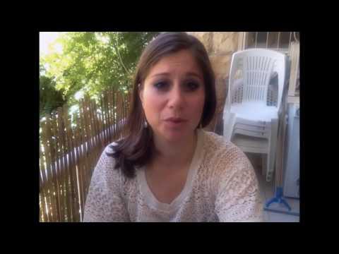 Hear It From Yahel Alumni: Rachel Jetter